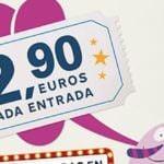 Vuelve la Fiesta del Cine, a principios de noviembre