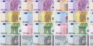 Creada la empresa que fabricará los billetes euro en España.
