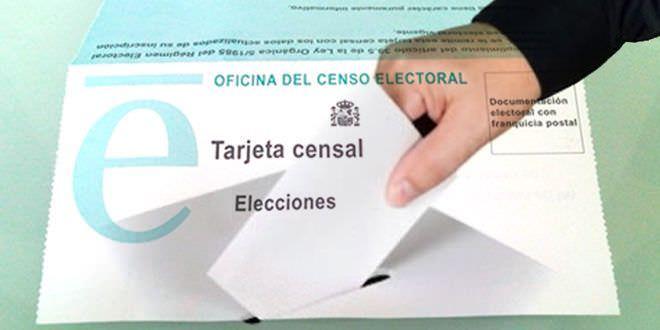 Se puede consultar el censo y revisar los datos hasta el 9 for Oficina del censo electoral