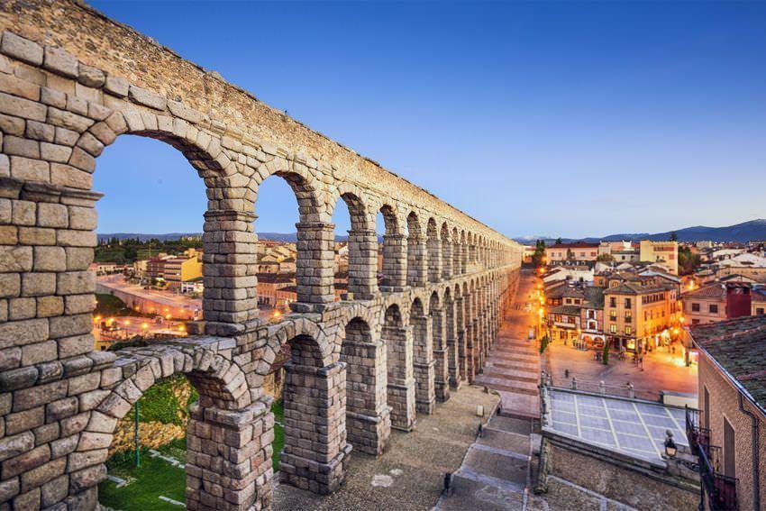 Cinco excursiones exprés por los aledaños de Madrid. Segovia