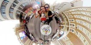 Yincana en el Metro para celebrar el Día del Abono Joven.