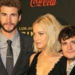 Los protagonistas de 'Los Juegos del Hambre' deslumbran en Madrid