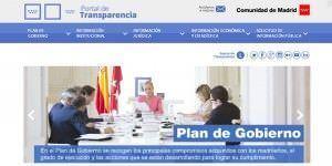 Nace el Portal de la Transparencia.
