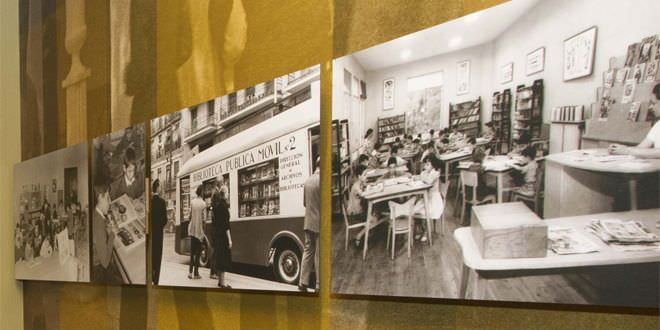 Centenario bibliotecas