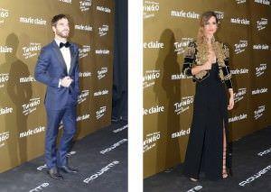 Alfonso Bassave y Ariadne Artiles, entre los invitados a la gala. Foto: Carlos Bouza
