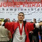 El karate joven madrileño despunta con dos medallas en el Mundial
