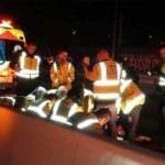 Una mujer fallecida y un hombre herido muy grave, en un accidente de moto
