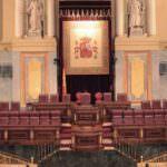 Puertas abiertas para conocer el Congreso de los Diputados