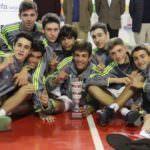 El Real Madrid se vuelve a llevar el Torneo Fundación Leucemia y Linfoma
