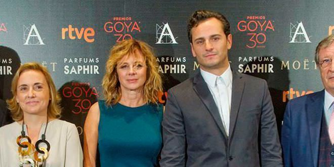 Nominados Goya