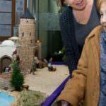 Los mayores se acercan a las tradiciones navideñas