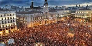 Esta Nochevieja, aforo limitado a la Puerta del Sol.