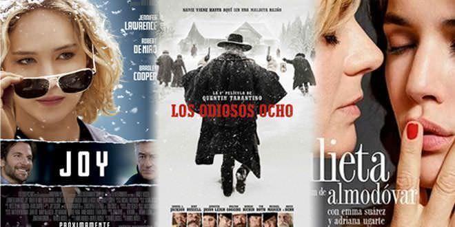 Estrenos cine 2016
