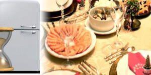 Consejos sobre la seguridad de los alimentos para estas Navidades.