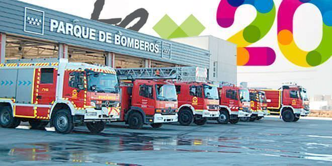 ventex20 bomberos
