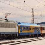 Un viaje en ferrocarril por la sierra madrileña