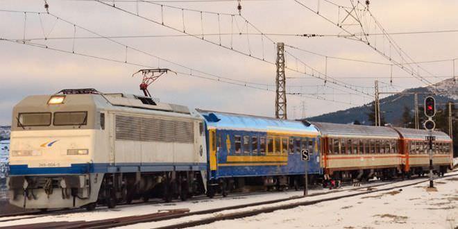 Tren Guadarrama