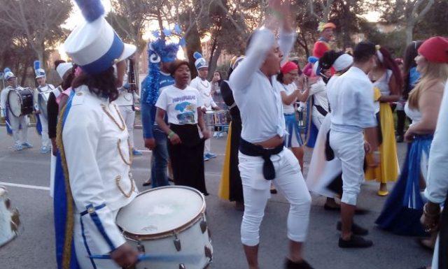 carnaval 2020 madrid