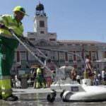 Cinco días de limpiezas intensivas en 21 barrios