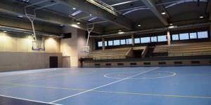 Buitrago de Lozoya nuevo polideportivo