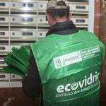 Bolsas para reciclar vidrio llegan a los buzones de más de 800.000 hogares