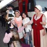 El Tren de Cervantes celebra este año el IV centenario de la muerte del escritor