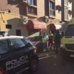 Bebé de año y medio fallece atropellado por un camión en Parla