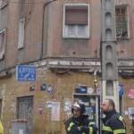 Viviendas provisionales para las familias desalojadas en Puente de Vallecas