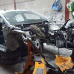 Detenidos por vender piezas de vehículos robados