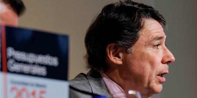 Ignacio González prisión sin fianza