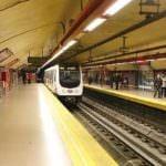 Refuerzo de la línea 2 y el Ramal de Metro, con motivo de las procesiones