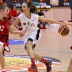 Las selecciones madrileñas de minibasket llegan al podio