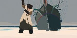 El largo viaje de Sasha al Polo Norte