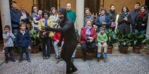 Cultura en Semana Santa para niños. Casa Cervantes