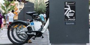 BiciMAD, servicio público de bici