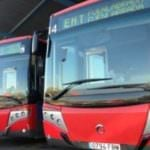 Polémica en Fuenlabrada tras la sanción a una autobusera por ir a orinar en su turno