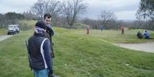 Golf en el reality chino
