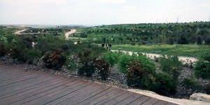 Parque Felipe VI. Ruta Verde