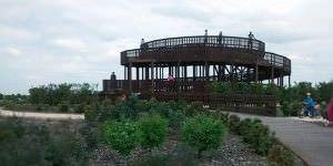 Parque Felipe VI mirador