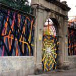 Arte en los muros de Madrid