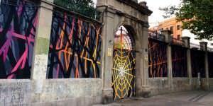 Arte en los muros