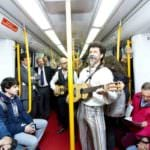 Cervantes invade el Metro