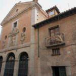 Los madrileños podrán visitar la tumba de Cervantes en su IV centenario