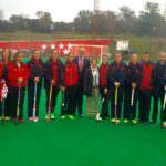 Más éxitos y más federados en el hockey madrileño