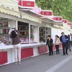 La Feria del Libro aterriza en el Retiro del 26 de mayo al 11 de junio