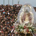 La Bajada de la Virgen abre las fiestas patronales de Getafe