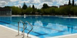 Apertura piscinas municipales de Madrid