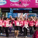32000 corredoras, listas para la Carrera de la Mujer, este domingo 8 de mayo