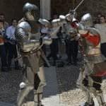 La Esgrima Antigua llega al Castillo de Manzanares El Real