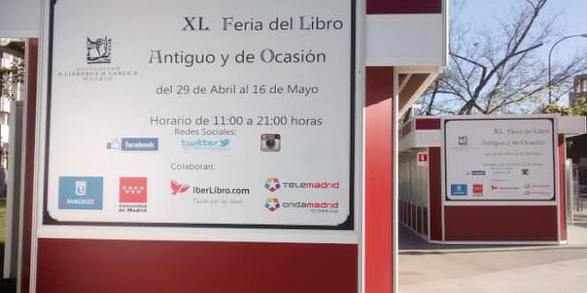 Feria del Libro Antiguo y de Ocasión Recoletos